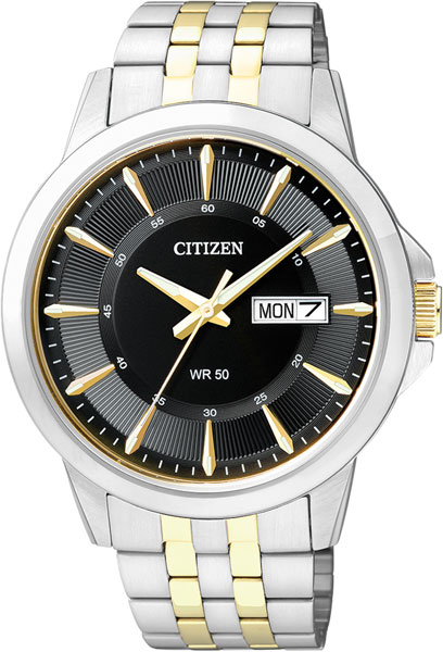 Мужские часы Citizen BF2018-52E citizen часы citizen cc1090 52e коллекция satellite wave