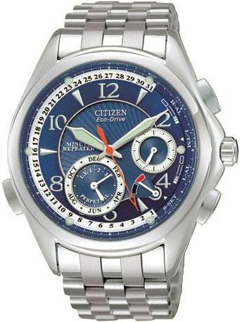 Мужские часы Citizen BL9009-54M мужские часы citizen an2250 54m