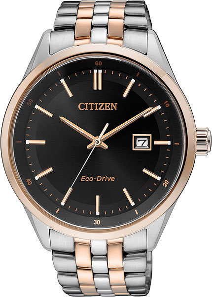 Мужские часы Citizen BM7256-50E citizen citizen jz1060 50e