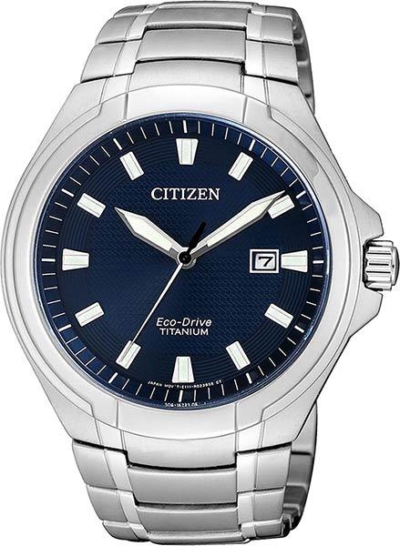 Фото «Японские титановые наручные часы Citizen BM7430-89L»