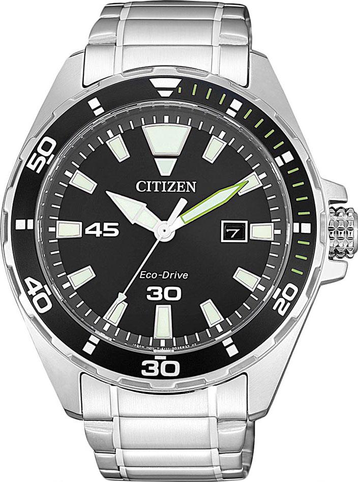Мужские часы Citizen BM7451-89E цена и фото