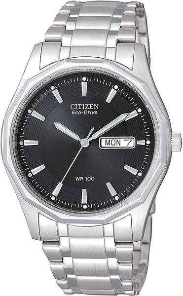 Мужские часы Citizen BM8430-59E цена 2017