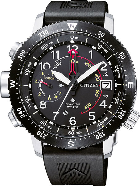 Мужские часы Citizen BN4044-15E часы с компасом
