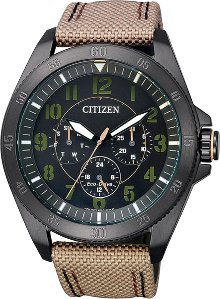 Мужские часы Citizen BU2035-05E часы наручные citizen часы bu2035 05e