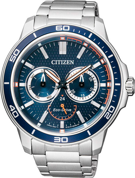 цена  Мужские часы Citizen BU2040-56L  онлайн в 2017 году