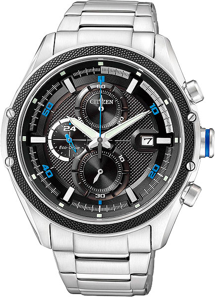 Мужские часы Citizen CA0120-51F citizen bm6630 51f