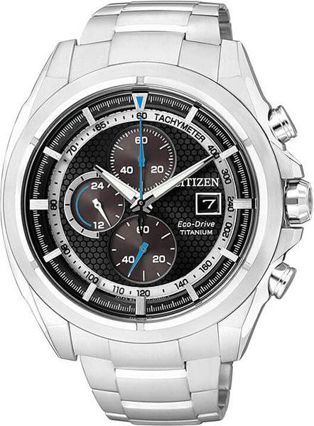 Мужские часы Citizen CA0550-52E citizen часы citizen cc1090 52e коллекция satellite wave