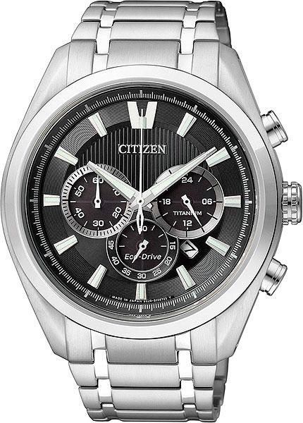 Мужские часы Citizen CA4010-58E наручные часы citizen ca0590 58e