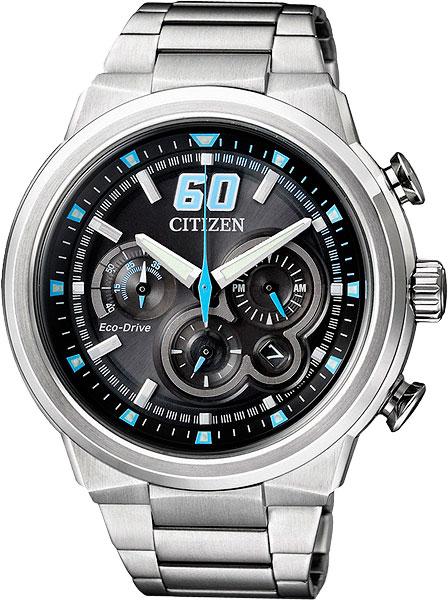 цена Мужские часы Citizen CA4130-56E онлайн в 2017 году
