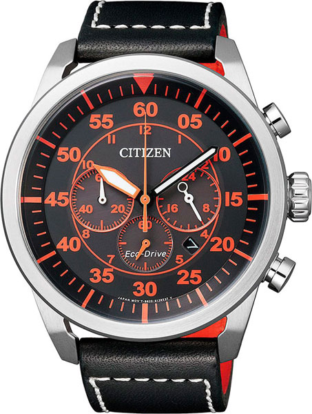 Мужские часы Citizen CA4210-08E citizen at0761 08e citizen