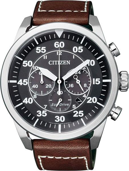 все цены на Мужские часы Citizen CA4210-16E онлайн