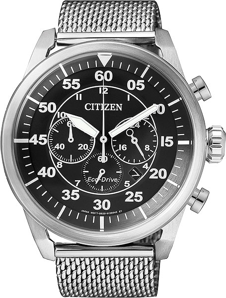 Мужские часы Citizen CA4210-59E citizen eq0608 55ee