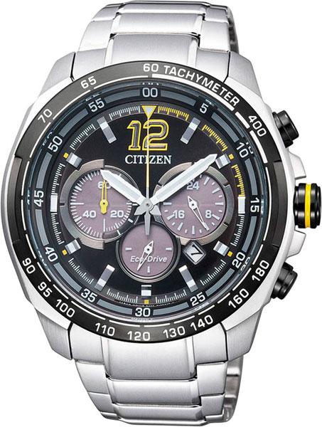лучшая цена Мужские часы Citizen CA4234-51E