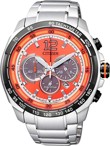 цена Мужские часы Citizen CA4234-51X онлайн в 2017 году