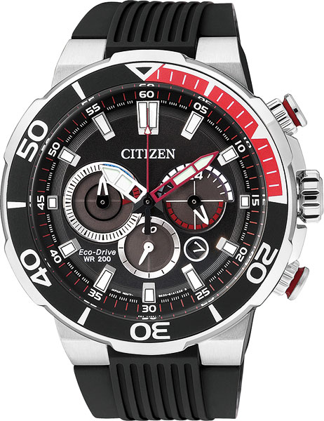 Мужские часы Citizen CA4250-03E citizen часы citizen bn2021 03e коллекция promaster