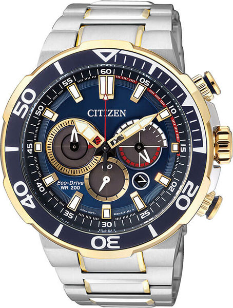 Мужские часы Citizen CA4254-53L цена и фото