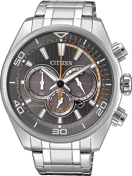 лучшая цена Мужские часы Citizen CA4330-81H