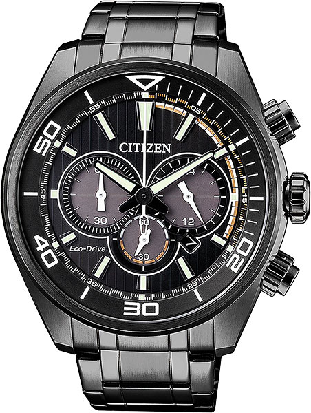 лучшая цена Мужские часы Citizen CA4335-88E