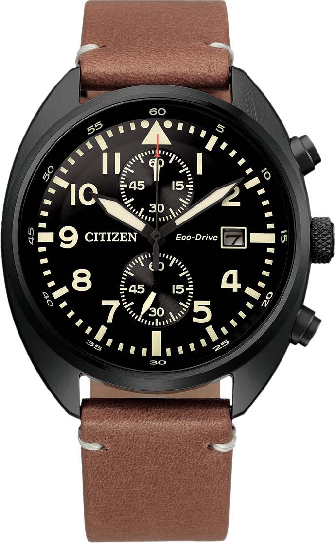 Мужские часы Citizen CA7045-14E мужские часы citizen bm7108 14e