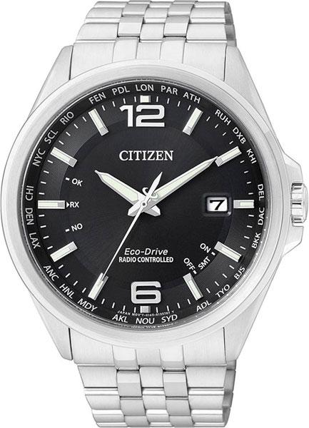 лучшая цена Мужские часы Citizen CB0010-88E