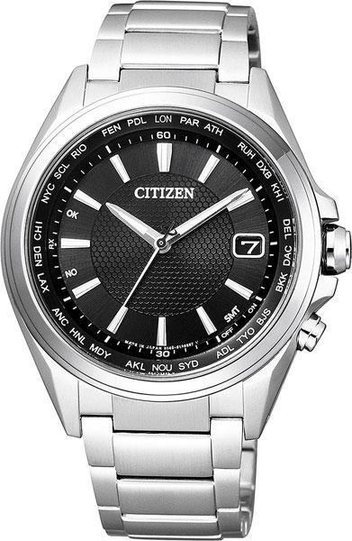 цена Мужские часы Citizen CB1070-56E онлайн в 2017 году