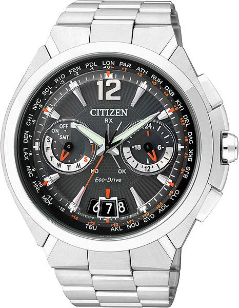 Мужские часы Citizen CC1090-52E citizen часы citizen cc1090 52e коллекция satellite wave
