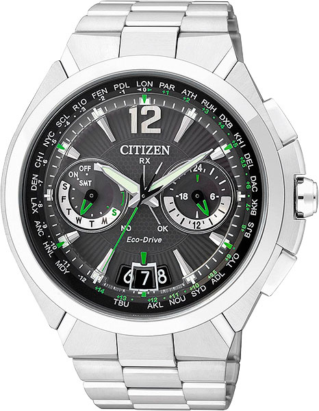 Мужские часы Citizen CC1090-52F citizen часы citizen cc1090 52e коллекция satellite wave
