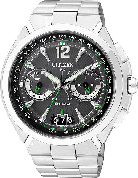 Мужские часы Citizen CC1090-52F citizen часы citizen cc1090 52e коллекция satellite wave