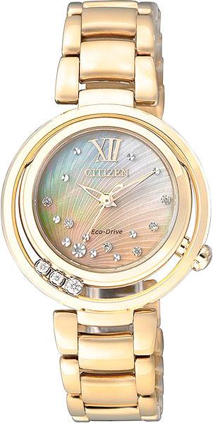 Женские часы Citizen EM0325-55P citizen ew1262 55p