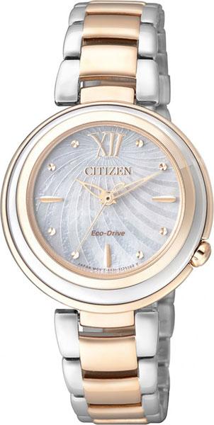 Женские часы Citizen EM0335-51D citizen correct d 316