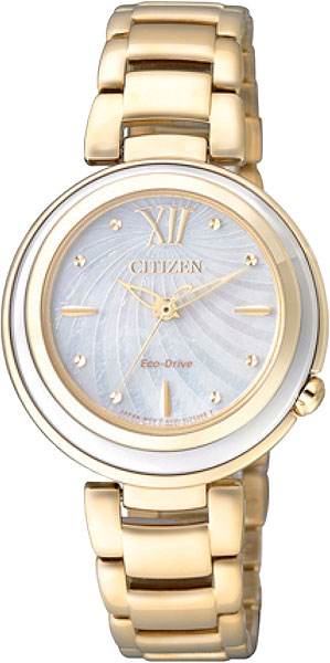 Женские часы Citizen EM0336-59D citizen correct d 316