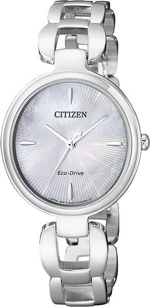Женские часы Citizen EM0420-89D citizen correct d 316