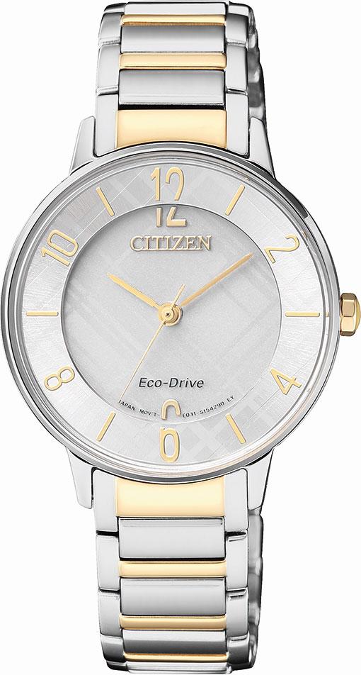 Женские часы Citizen EM0524-83A женские часы citizen fa2020 02a