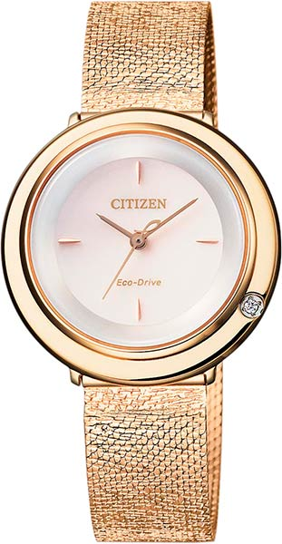 Женские часы Citizen EM0643-84X женские часы citizen ew2494 89b