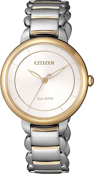 Женские часы Citizen EM0674-81A puma puma basic mini short 2ppk
