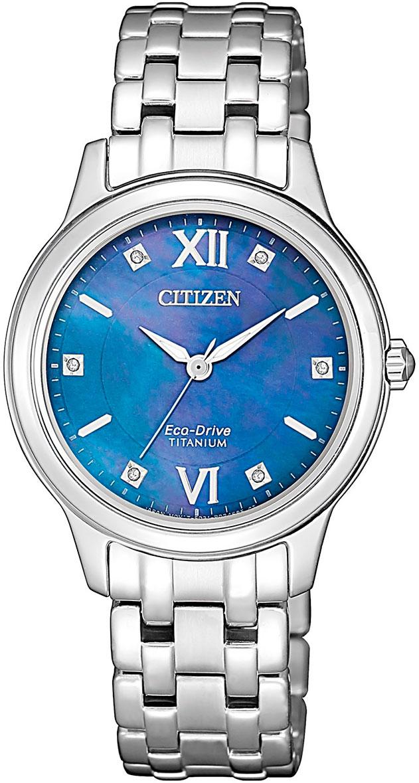 Женские часы Citizen EM0720-85N