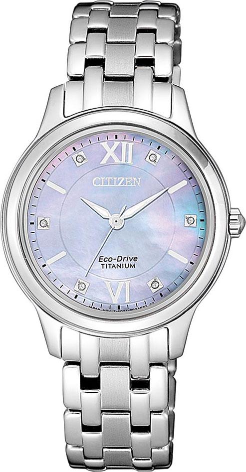 Женские часы Citizen EM0720-85Y
