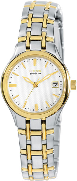 цена Женские часы Citizen EW1264-50A онлайн в 2017 году
