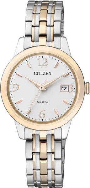 лучшая цена Женские часы Citizen EW2234-55A