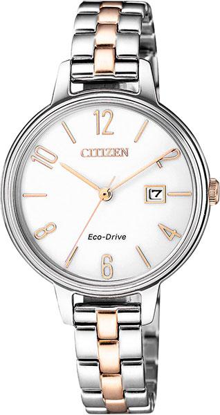 Женские часы Citizen EW2446-81A цена и фото