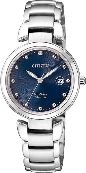 Женские часы Citizen EW2500-88L