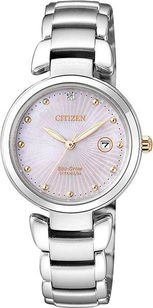 Женские часы Citizen EW2506-81Y женские часы citizen ew2494 89b