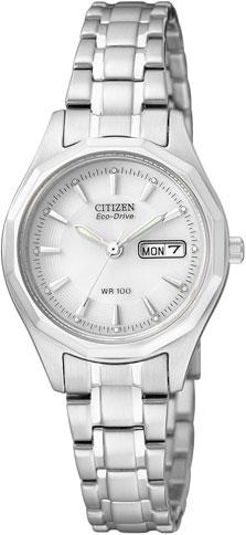 Женские часы Citizen EW3140-51A кольцо e000