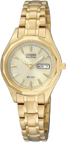 Женские часы Citizen EW3142-56P