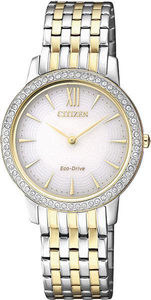 Женские часы Citizen EX1484-81A цена и фото