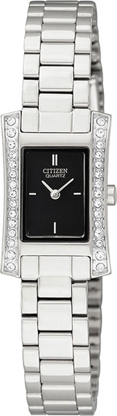 Женские часы Citizen EZ6310-58E cтеппер bs 803 bla b ez
