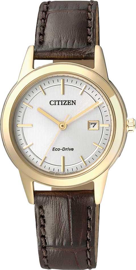 цена  Женские часы Citizen FE1083-02A  онлайн в 2017 году
