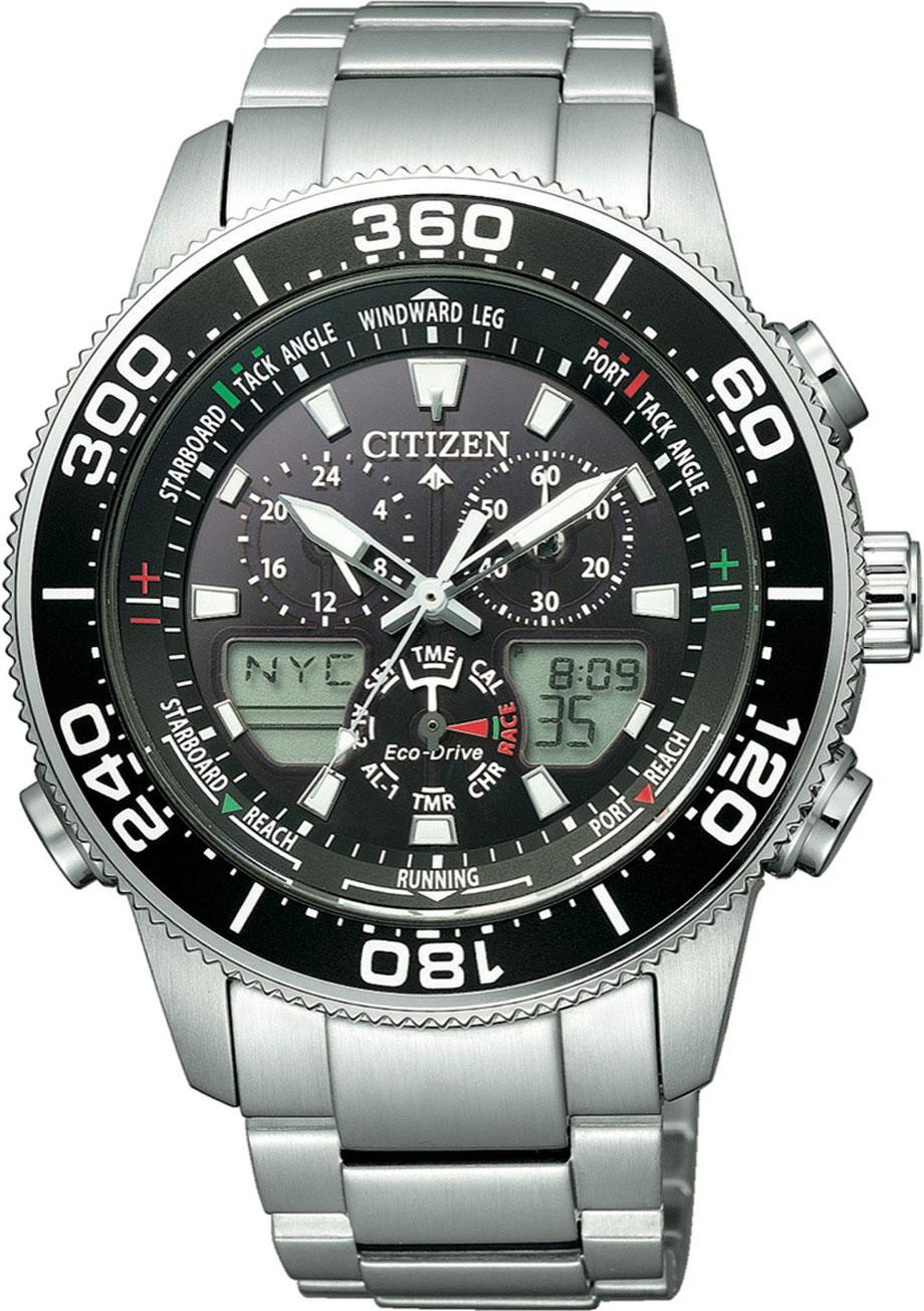 лучшая цена Мужские часы Citizen JR4060-88E