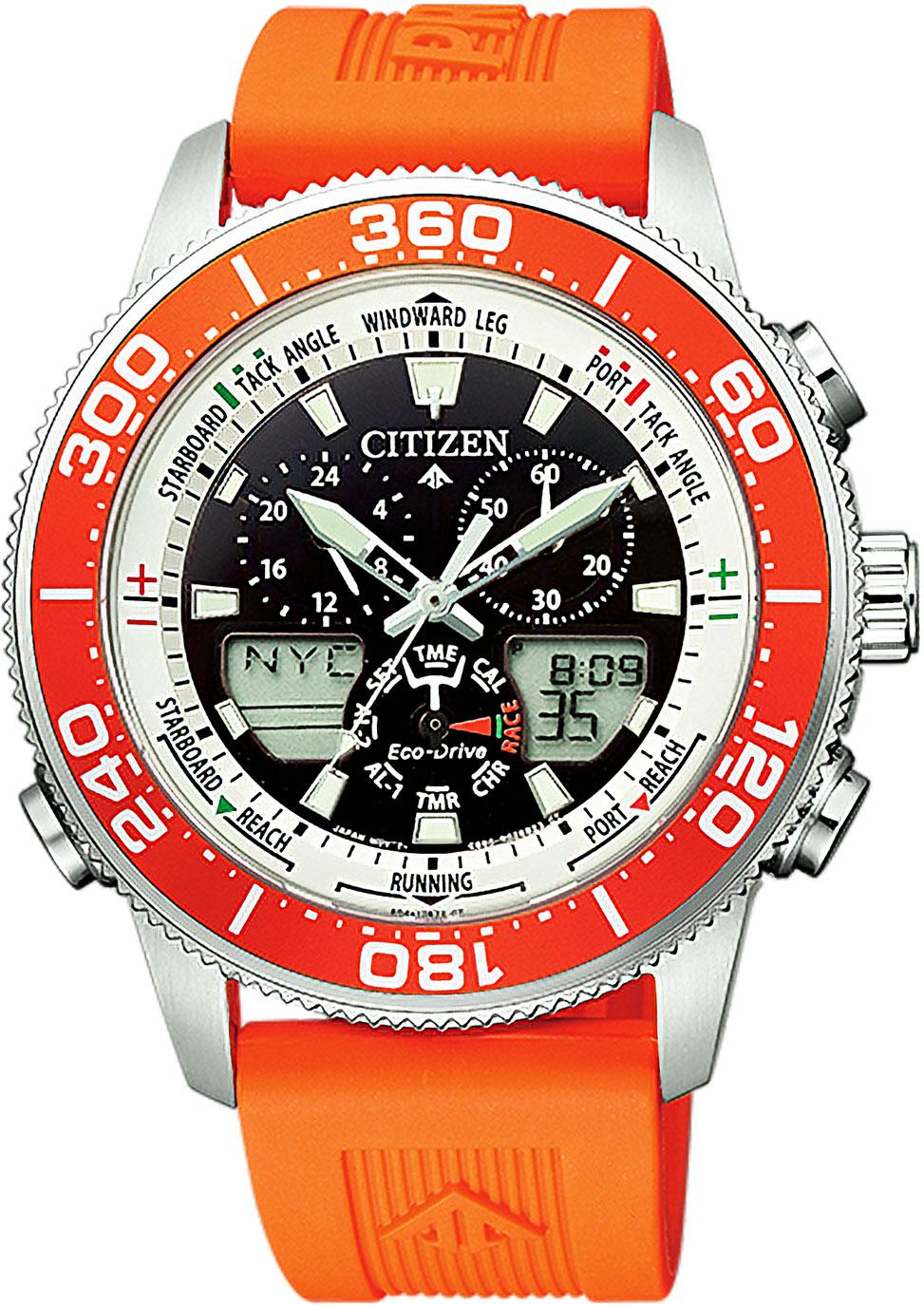 Мужские часы Citizen JR4061-18E мужские часы citizen at2465 18e