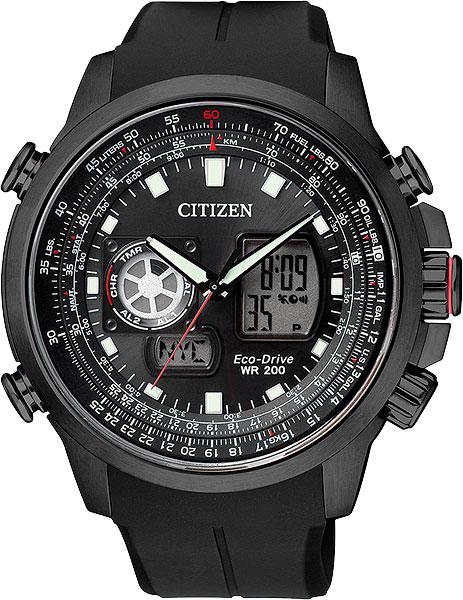 Мужские часы Citizen JZ1065-05E часы наручные citizen часы bu2035 05e